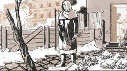 War Reporting Meets Comic Books in Marvel's 'Madaya Mom'