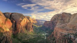 A Catastrophic Ancient Landslide Shaped Zion National Park
