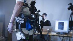Powered Exoskeleton Prevents Elderly Folks From Falling