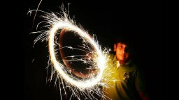 Watch: The Chemistry of Sparklers Explained in Slow-motion Video