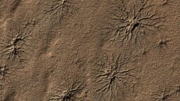 Earthlings Crowdsource the Search for Martian 'Spiders'