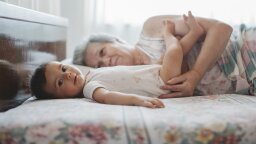 Grandparents' Child Care Habits Can Be Outdated, Potentially Harmful