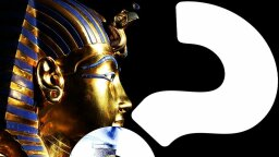 King Tut Found to Have a Meteoric Space Dagger
