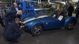 Here's Why the US Government 3-D Printed a Classic Muscle Car