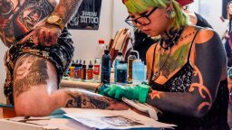 Blackout Tattoos: Now That's Some Serious Ink