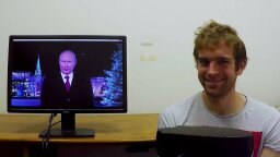 Anyone Can Make Vladimir Putin Smile