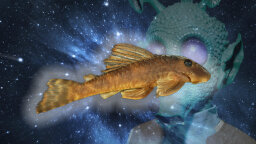 Greedo: Killed in Cantina, Lives on in Fish Form