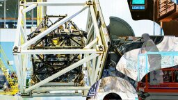 Peering Into the Heart of the James Webb Space Telescope