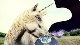 Yes, Unicorns Were Real, if You Want to Call This One