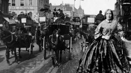Ridiculous History: The Woman Who Once Was a Cabdriver's Worst Nightmare