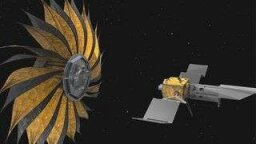 NASA's Giant Space Umbrella Starshade Could Help Find Alien Life