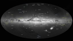 The Most Detailed 3-D Sky Map Ever of the Galaxy's 100 Billion Stars