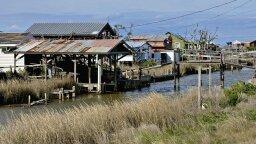 Tiny Louisiana Community Is Rapidly Vanishing Due to Rising Seas