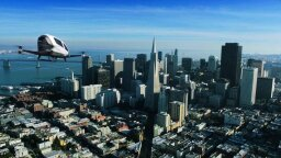 How Uber's Dream of Self-flying Drone Taxis Becomes Reality