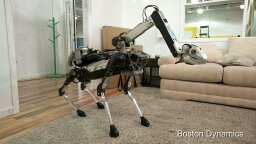 SpotMini: A Robot Dog Capable of Doing Dishes, Delivering Drinks