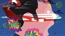 10,854 Cases of People on Planes Acting Like Humongous Jerks