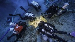 Ancient Human Skeleton Found in Antikythera Shipwreck