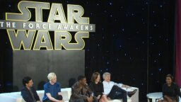 The 5 Best Moments From 'The Force Awakens' Press Conference