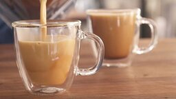No Milk, No Espresso, All Science: Frothing Up a Dairy-Free Latte