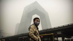 Air Pollution Kills 5.5 Million Per Year, Half in China and India Alone