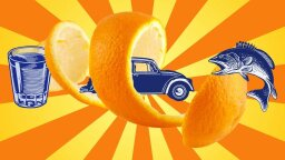 Oranges Are Going Green
