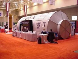 National Science Teachers Association Convention 2001