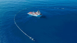 Pacific Garbage Patch Cleanup Device Suffers Breakdown