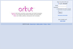 How Orkut Works