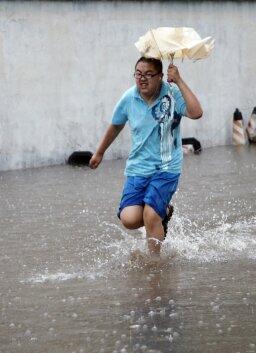 Can you really outrun a flood?
