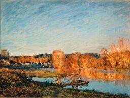 Paintings by Alfred Sisley