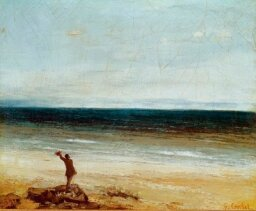 Paintings by Gustave Courbet