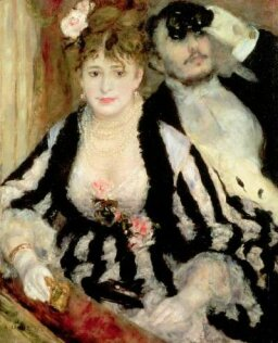Paintings by Pierre-Auguste Renoir