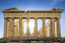 Does the Parthenon really follow the golden ratio?