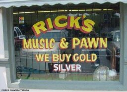 How Pawnshops Work
