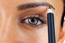 Dramatic Brows with a Pencil Liner