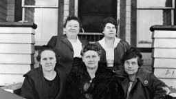 The 'Petticoat Rulers' Ran a Wyoming Frontier Town in the 1920s