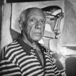 How Pablo Picasso Worked