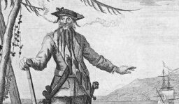 Stuff You Missed in History Class Podcast: Blackbeard (Update)