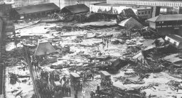 How the Boston Molasses Flood Worked