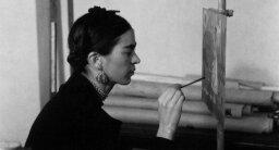 How Frida Kahlo Worked