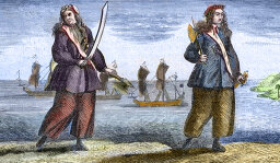 Stuff You Missed in History Class: Anne Bonny & Mary Read, Female Pirates [AUDIO PODCAST]