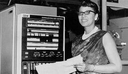 Stuff Mom Never Told You: NASA's Hidden Computer Women [AUDIO PODCAST]