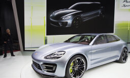 How the Porsche Panamera Hybrid Works