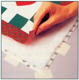Preparing forQuilting