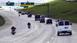 The Anatomy of a U.S. Presidential Motorcade