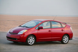 What is the difference between the Prius and the Prius Touring?