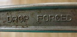 """Why do tools have """"Drop Forged"""" stamped on them? What is drop forging?"""