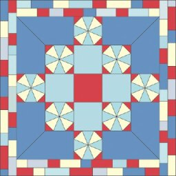 Quilted Tablecloth Patterns