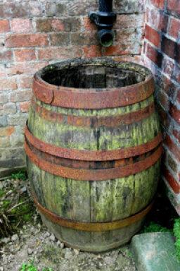 How Rain Barrels Work