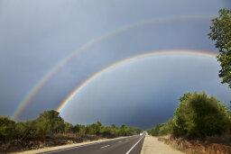 What is the rarest weather phenomenon?